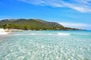 Mooie stranden op Mallorca