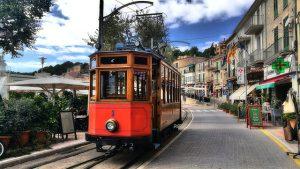 Port de soller tram bezienswaardigheden Mallorca