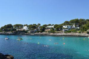 Cala D'or Mallorca zon vakantie